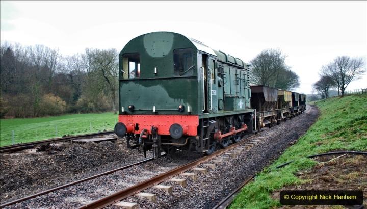 2020-02-06 Track renewal work & Tamper. (21) 021