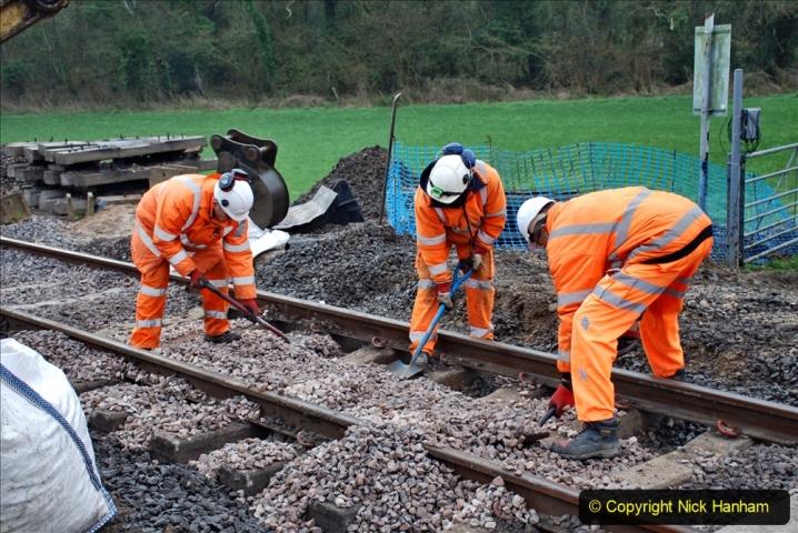 2020-02-06 Track renewal work & Tamper. (40) 040