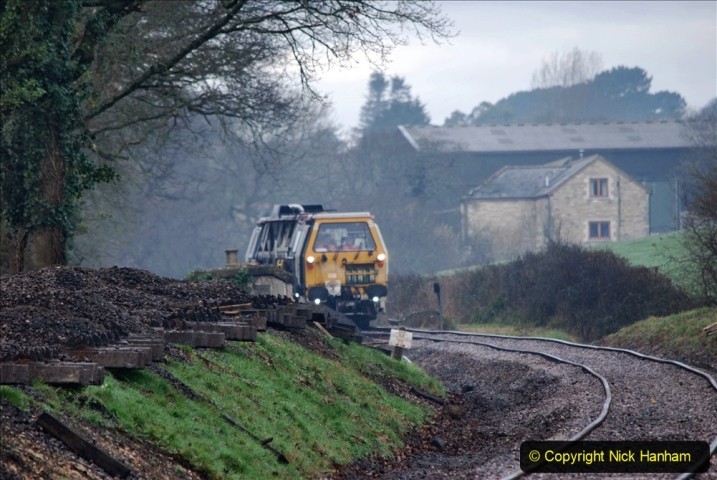 2020-02-06 Track renewal work & Tamper. (50) 050
