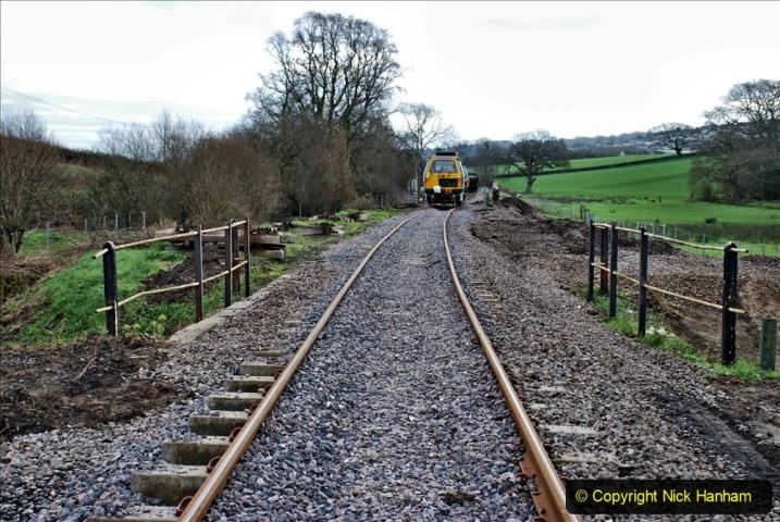 2020-02-06 Track renewal work & Tamper. (56) 056