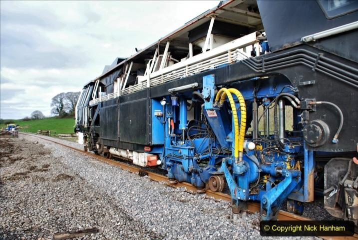 2020-02-06 Track renewal work & Tamper. (60) 060