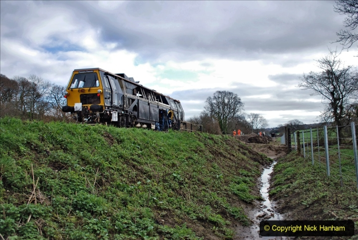 2020-02-06 Track renewal work & Tamper. (68) 068