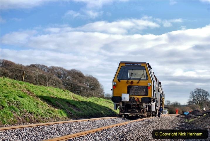 2020-02-06 Track renewal work & Tamper. (94) 094
