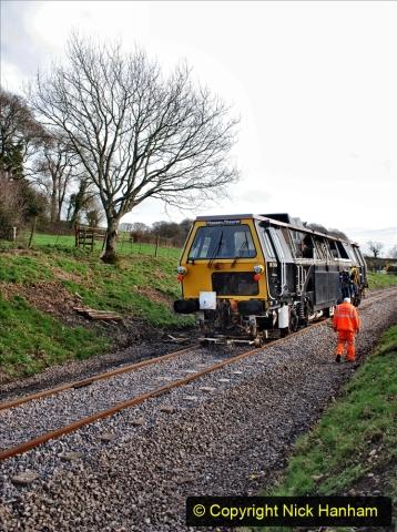2020-02-06 Track renewal work & Tamper. (99) 099