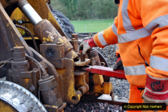 2020-02-06 Track renewal work & Tamper. (16) 016
