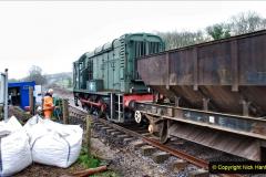 2020-02-06 Track renewal work & Tamper. (22) 022