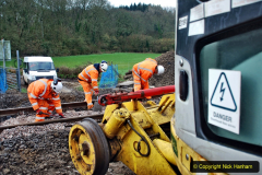 2020-02-06 Track renewal work & Tamper. (41) 041
