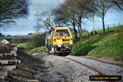 2020-02-06 Track renewal work & Tamper. (51) 051