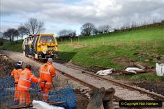 2020-02-06 Track renewal work & Tamper. (52) 052