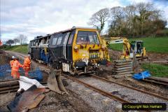 2020-02-06 Track renewal work & Tamper. (53) 053