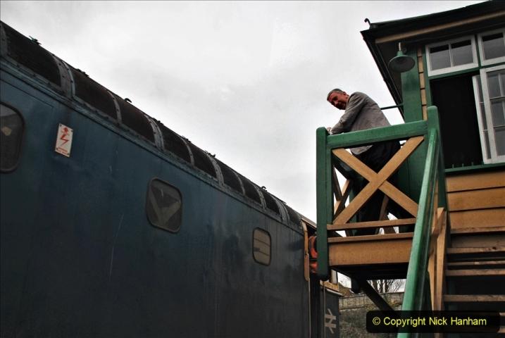 2019-12-28 SR Winter Warm Up Steam & Diesel. (106) 106