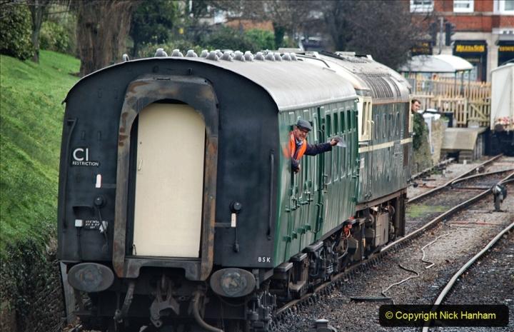 2019-12-28 SR Winter Warm Up Steam & Diesel. (109) 109