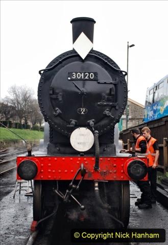 2019-12-28 SR Winter Warm Up Steam & Diesel. (121) 121