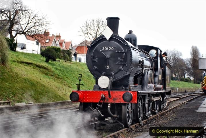 2019-12-28 SR Winter Warm Up Steam & Diesel. (132) 132