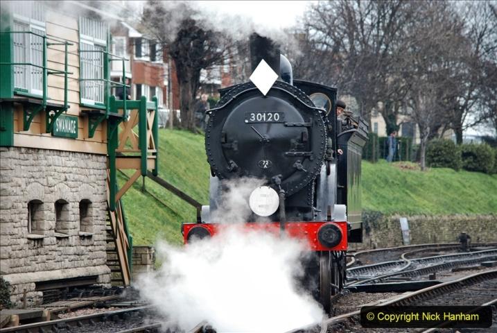 2019-12-28 SR Winter Warm Up Steam & Diesel. (133) 133