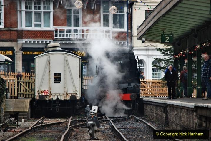 2019-12-28 SR Winter Warm Up Steam & Diesel. (147) 147
