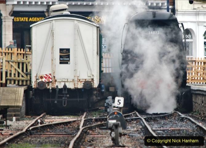 2019-12-28 SR Winter Warm Up Steam & Diesel. (148) 148