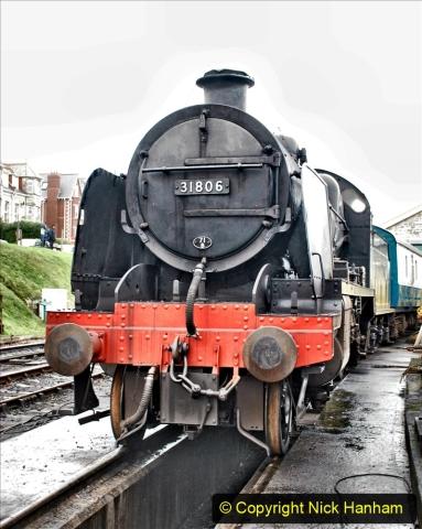 2019-12-28 SR Winter Warm Up Steam & Diesel. (151) 151