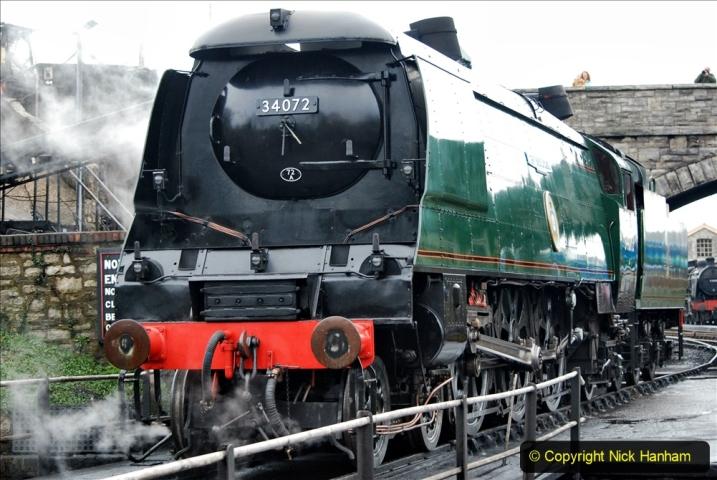 2019-12-28 SR Winter Warm Up Steam & Diesel. (154) 154