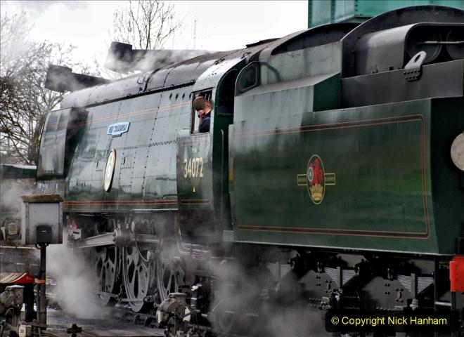 2019-12-28 SR Winter Warm Up Steam & Diesel. (156) 156