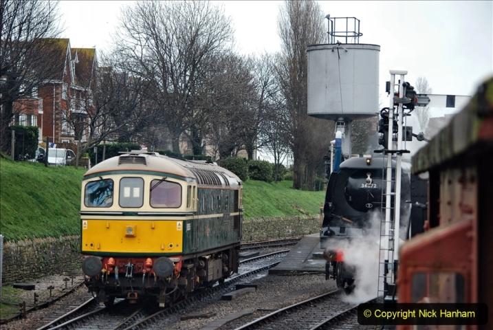 2019-12-28 SR Winter Warm Up Steam & Diesel. (174) 174