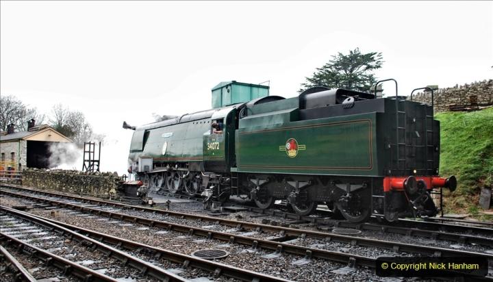 2019-12-28 SR Winter Warm Up Steam & Diesel. (177) 177