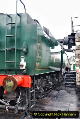 2019-12-28 SR Winter Warm Up Steam & Diesel. (18) 018