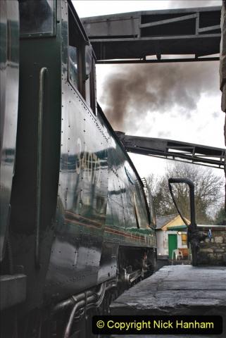 2019-12-28 SR Winter Warm Up Steam & Diesel. (19) 019