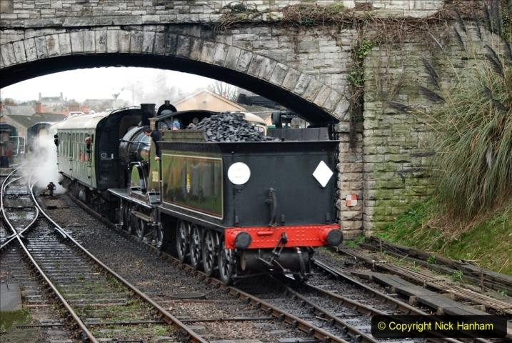 2019-12-28 SR Winter Warm Up Steam & Diesel. (191) 191