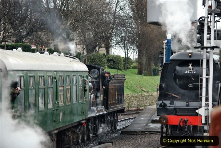 2019-12-28 SR Winter Warm Up Steam & Diesel. (192) 192