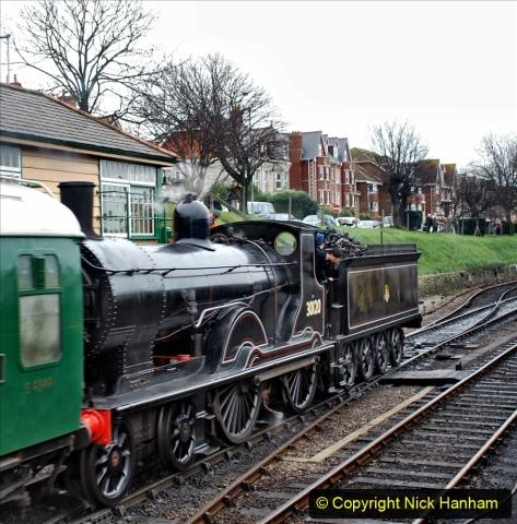 2019-12-28 SR Winter Warm Up Steam & Diesel. (193) 193