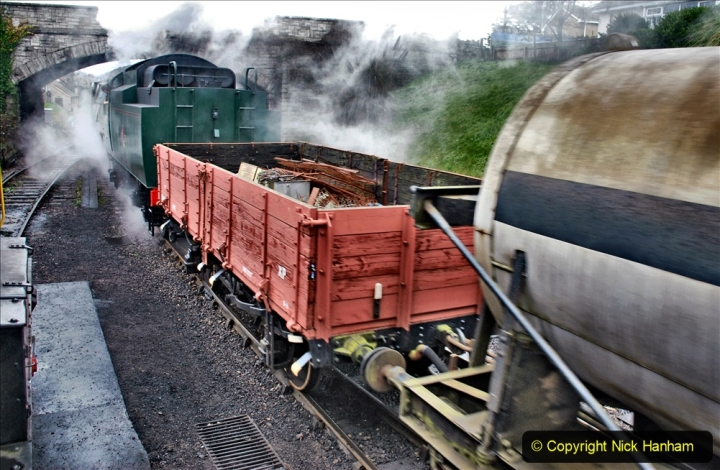 2019-12-28 SR Winter Warm Up Steam & Diesel. (196) 196