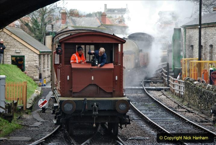 2019-12-28 SR Winter Warm Up Steam & Diesel. (199) 199