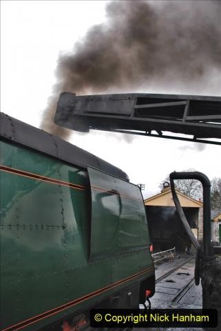 2019-12-28 SR Winter Warm Up Steam & Diesel. (20) 020