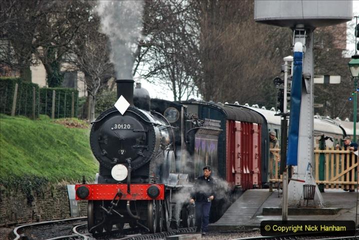 2019-12-28 SR Winter Warm Up Steam & Diesel. (208) 208