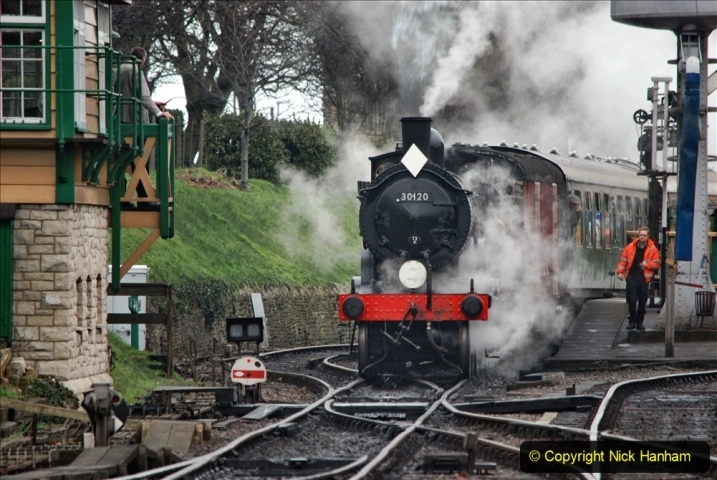 2019-12-28 SR Winter Warm Up Steam & Diesel. (209) 209
