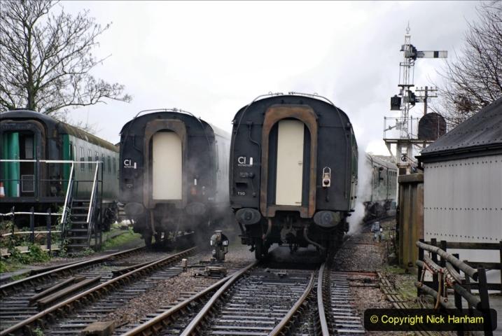 2019-12-28 SR Winter Warm Up Steam & Diesel. (215) 215