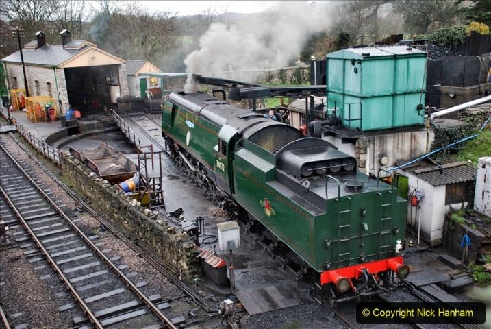 2019-12-28 SR Winter Warm Up Steam & Diesel. (3) 003