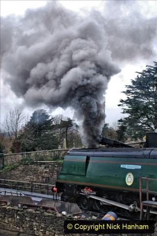2019-12-28 SR Winter Warm Up Steam & Diesel. (31) 031