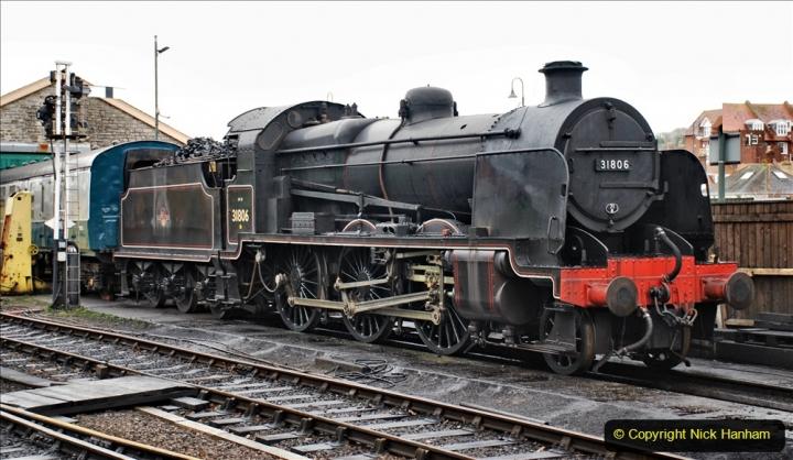 2019-12-28 SR Winter Warm Up Steam & Diesel. (37) 037