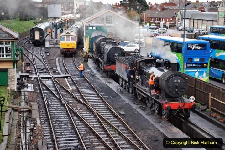 2019-12-28 SR Winter Warm Up Steam & Diesel. (4) 004