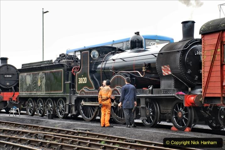 2019-12-28 SR Winter Warm Up Steam & Diesel. (42) 042