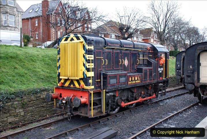 2019-12-28 SR Winter Warm Up Steam & Diesel. (48) 048