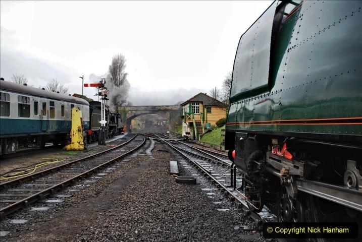 2019-12-28 SR Winter Warm Up Steam & Diesel. (51) 051