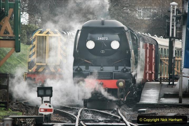 2019-12-28 SR Winter Warm Up Steam & Diesel. (53) 053