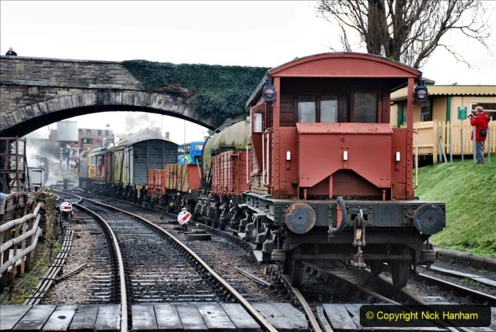 2019-12-28 SR Winter Warm Up Steam & Diesel. (63) 063