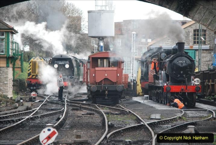 2019-12-28 SR Winter Warm Up Steam & Diesel. (65) 065