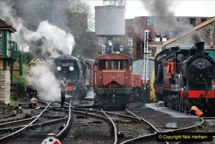 2019-12-28 SR Winter Warm Up Steam & Diesel. (66) 066