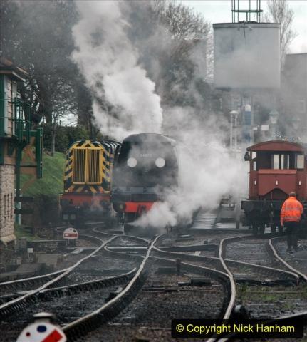 2019-12-28 SR Winter Warm Up Steam & Diesel. (68) 068