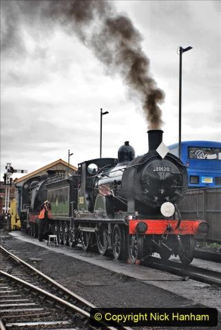 2019-12-28 SR Winter Warm Up Steam & Diesel. (77) 077